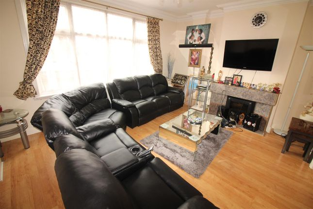 Thumbnail End terrace house for sale in Hastings Road, London