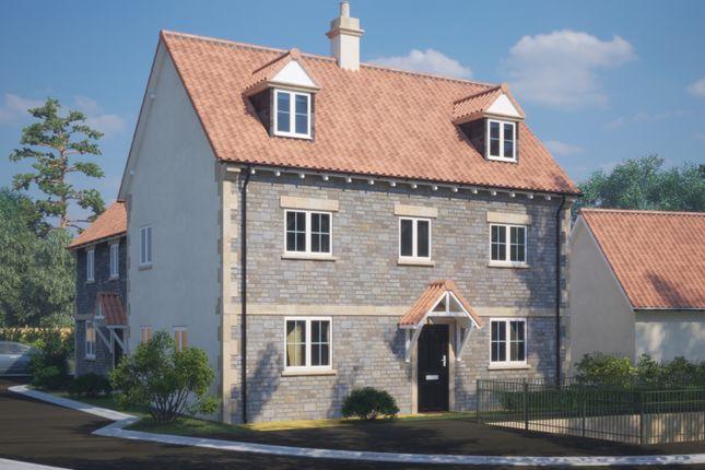 Thumbnail Semi-detached house for sale in Bridge Street, Bourton, Gillingham