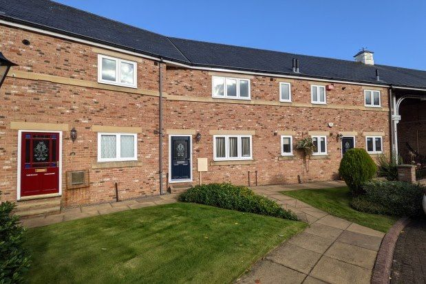 2 bed flat to rent in Lowes Rise, Durham DH1