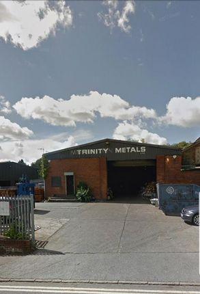 Thumbnail Commercial property for sale in Trinity Metals Premises, Unit 11 Beaufort Road, Plasmarl, Swansea