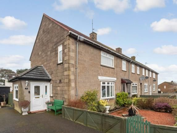 3 bed end terrace house for sale in Lamont Crescent, Cumnock, East Ayrshire, Scotland KA18