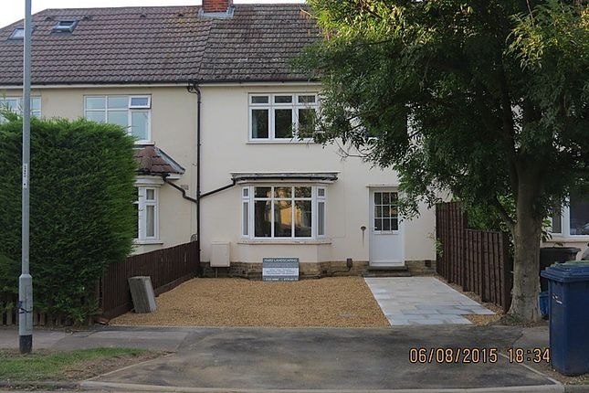 Thumbnail Terraced house to rent in Holbrook Road, Cambridge