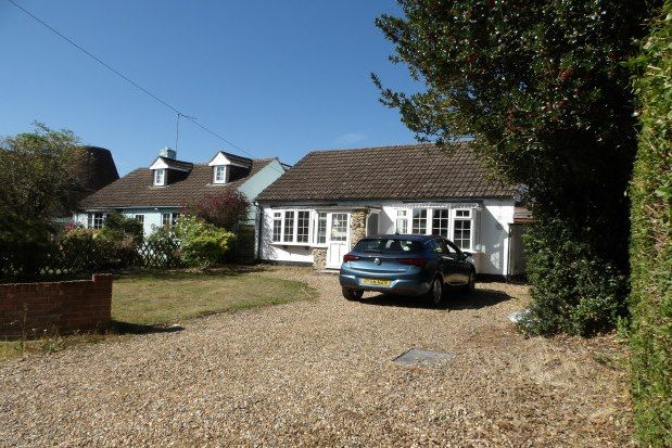 Thumbnail Bungalow to rent in Weavering Street, Maidstone