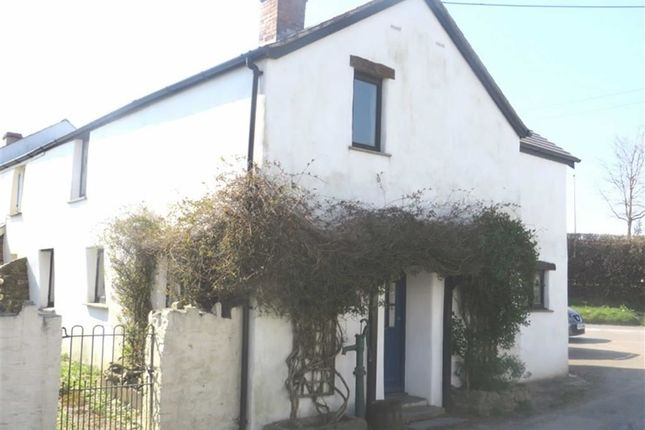 Thumbnail Terraced house to rent in Bradworthy, Holsworthy
