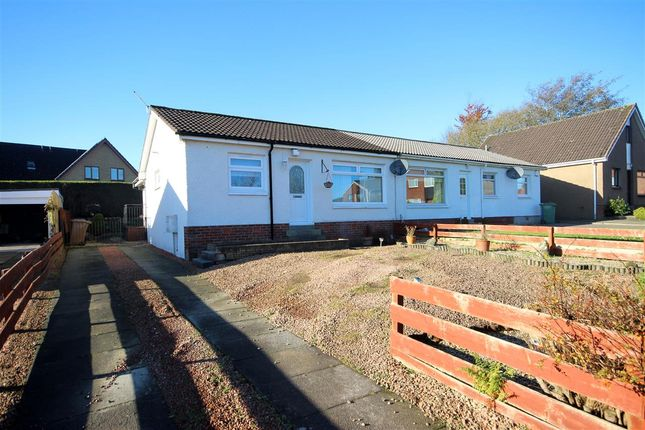 Thumbnail Bungalow for sale in Leith Place, Denny