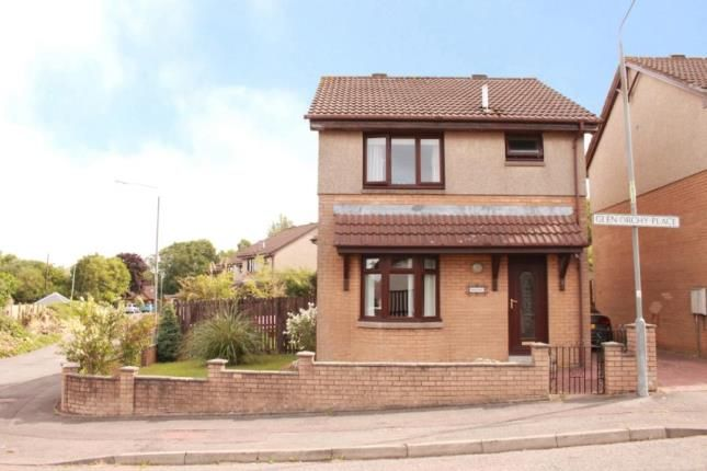 Thumbnail Detached house for sale in Glen Orchy Place, Chapelhall, Airdrie, North Lanarkshire