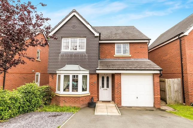 Thumbnail Detached house to rent in Heritage Way, Llanymynech