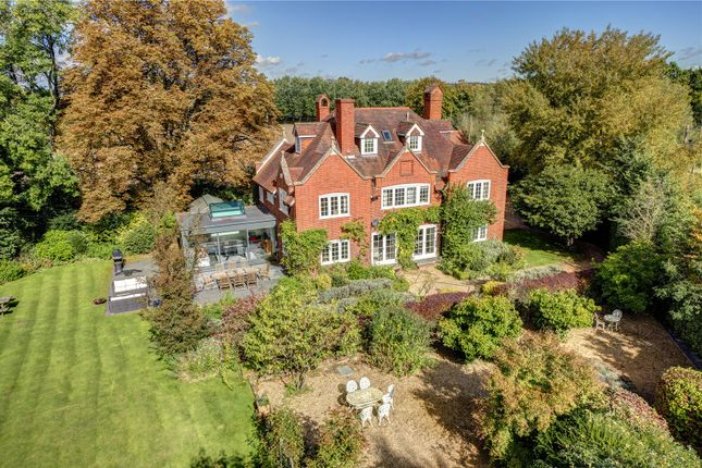 Thumbnail Detached house for sale in Ruscombe, Reading, Berkshire