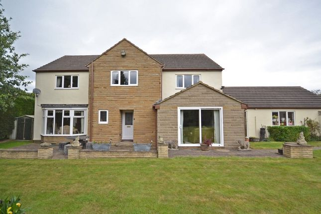 Thumbnail Detached house for sale in Potovens Lane, Wrenthorpe, Wakefield