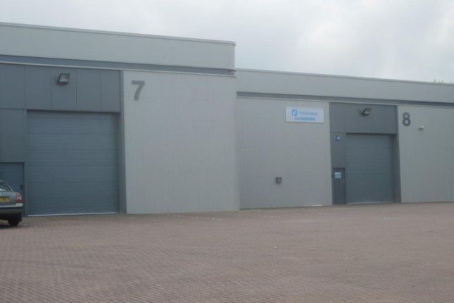 Industrial to let in Units 6-7, Hillmead Industrial Park, Marshall Road, Hillmead, Swindon