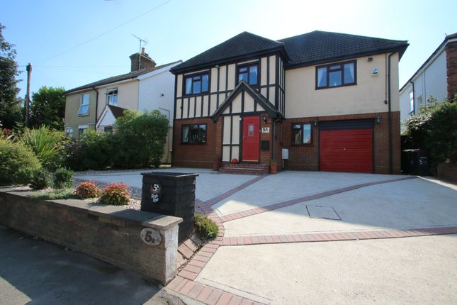 Thumbnail Detached house for sale in High Road, Hockley