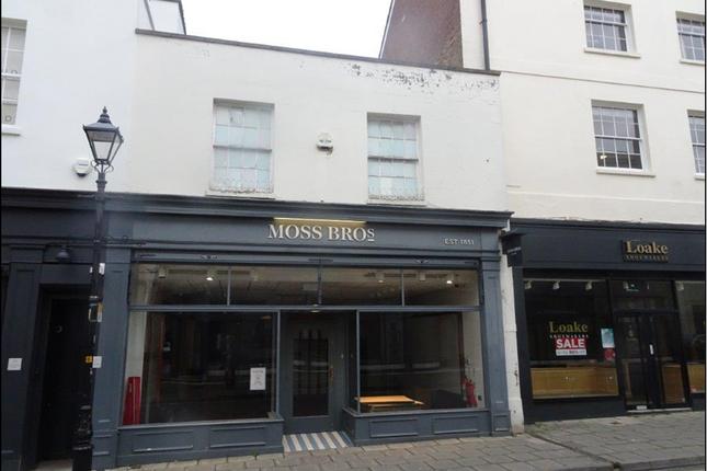 Thumbnail Retail premises to let in 4 Ormond Place, Cheltenham