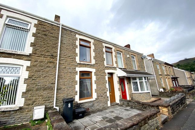 3 bed terraced house for sale in Christopher Road, Neath, Neath Port Talbot. SA10