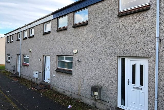 Thumbnail Terraced house to rent in Toronto Avenue, Livingston, West Lothian
