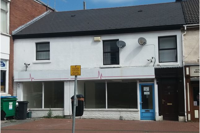 Thumbnail Retail premises to let in 53/54 New Road, Skewen, Neath