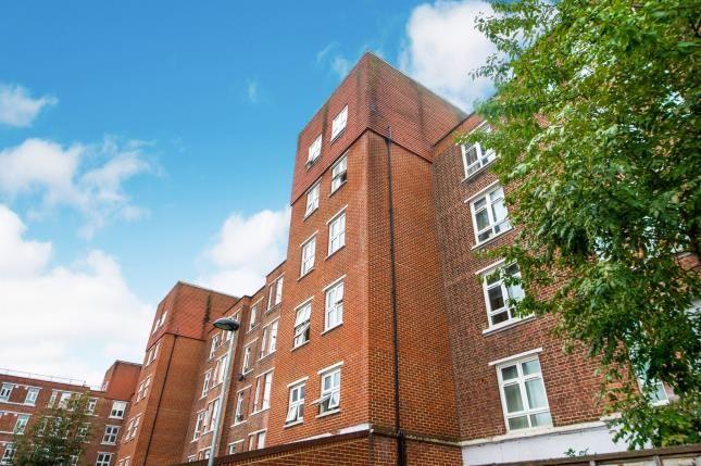 External of Nelson Mandela House, 124 Cazenove Road, London, England N16