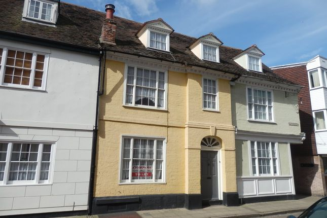 Town house to rent in Church Street, Harwich