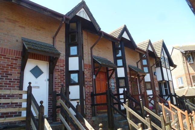 Thumbnail Terraced house for sale in Branson Court, Plympton, Plymouth