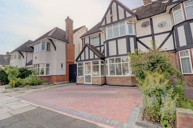 Thumbnail Semi-detached house for sale in Willow Way, London