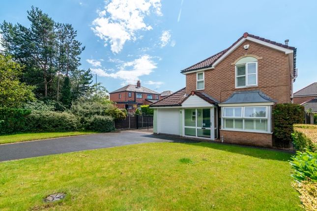 Thumbnail Detached house for sale in Winterfield Drive, Middle Hulton, Bolton, Lancashire.