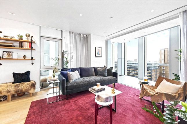 Thumbnail Flat for sale in The Atlas Building, 145 City Road, London