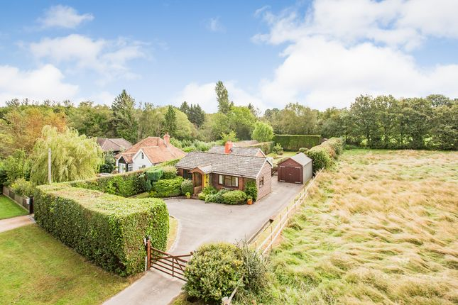 3 bed detached bungalow for sale in New Road, Rotherfield, Crowborough TN6
