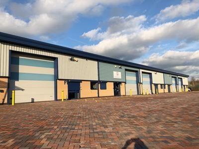 Thumbnail Light industrial to let in F1-F5 Fenton Trade Park, Dewsbury, Fenton, Stoke On Trent, Staffordshire