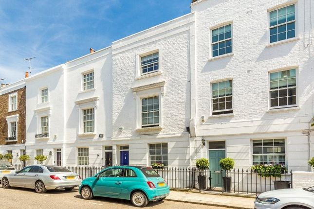 Thumbnail Terraced house for sale in Radnor Walk, Chelsea, London