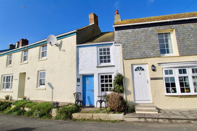 Thumbnail Cottage for sale in Claremont Terrace, Porthleven, Helston