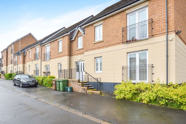 Thumbnail Flat for sale in Ground Floor Flat, Heron Drive, Cwm Calon