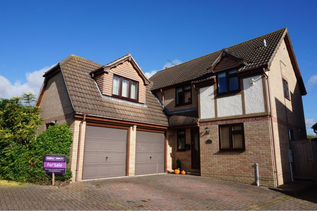 Thumbnail Detached house for sale in Hyland Gate, Billericay