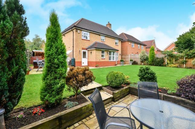 Thumbnail Detached house for sale in Grange Farm Close, Sutton-In-Ashfield, Nottinghamshire
