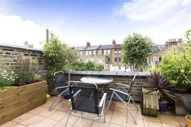 Thumbnail Flat to rent in Mantilla Road, London