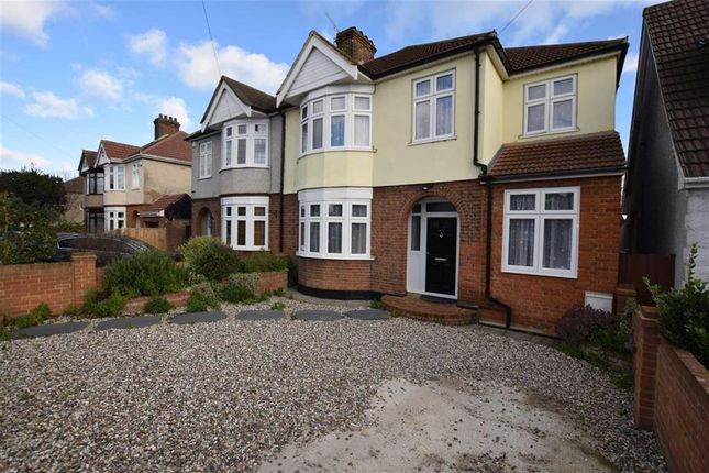 Thumbnail Semi-detached house for sale in Southend Road, Grays, Essex