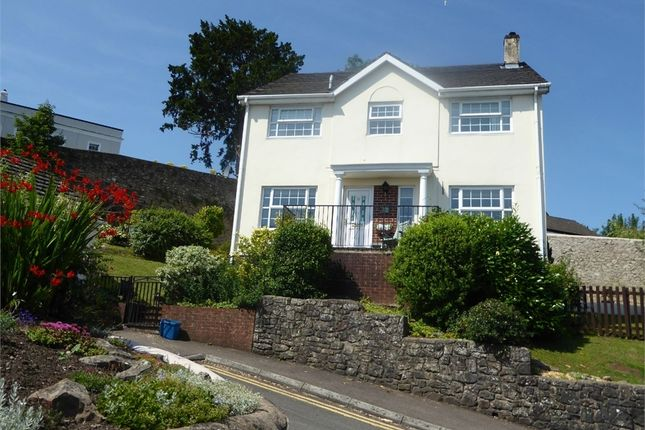 Thumbnail Detached house for sale in High View, Chepstow