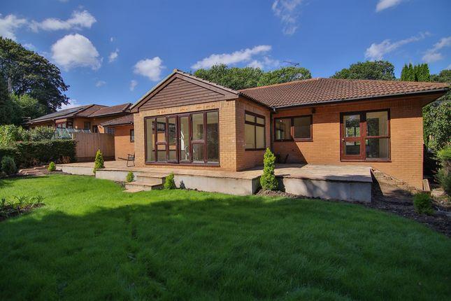 Thumbnail Detached bungalow for sale in Clos Coed-Y-Dafarn, Lisvane, Cardiff