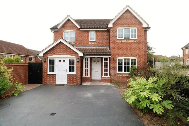 Thumbnail Detached house to rent in Pastures Court, Mexborough