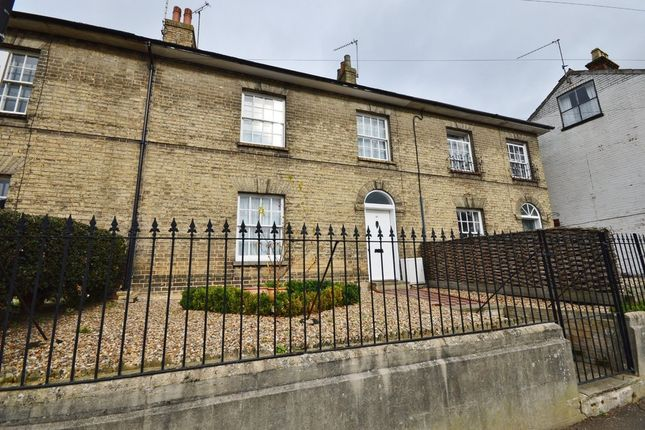 Thumbnail Terraced house to rent in James Roberts Court, The Street, Wenhaston, Halesworth