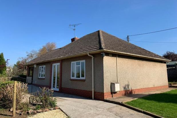 3 bed detached bungalow to rent in Back Lane, Cheddar BS27