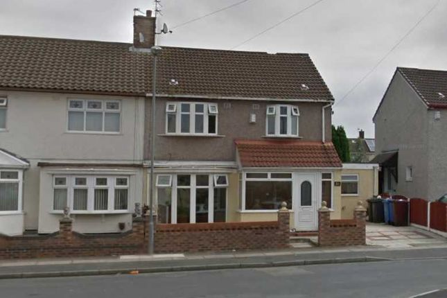 Thumbnail Semi-detached house for sale in Mosslawn Road, Kirkby, Liverpool