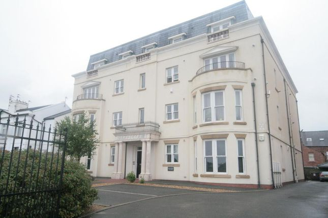 Thumbnail Flat for sale in The Promenade, Southport