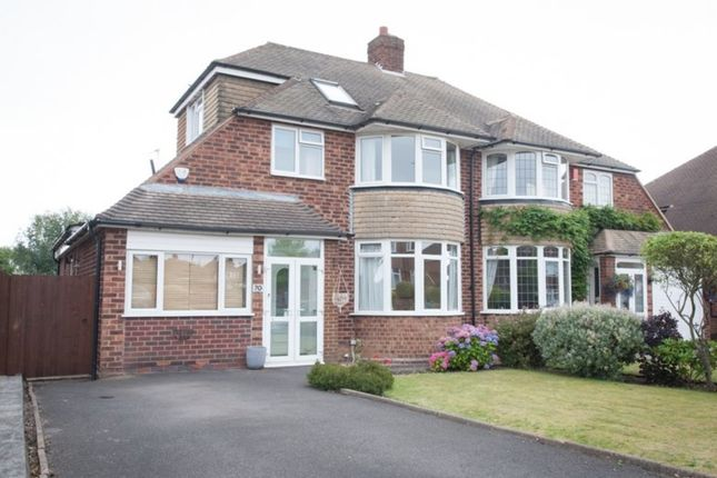 Thumbnail Semi-detached house for sale in Denholm Road, Sutton Coldfield