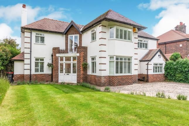 Thumbnail Detached house for sale in London Road, Appleton, Warrington, Cheshire