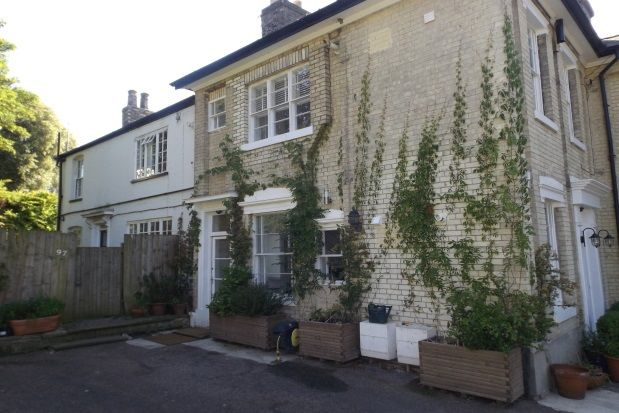 Thumbnail Maisonette to rent in Anglesea Road, Ipswich