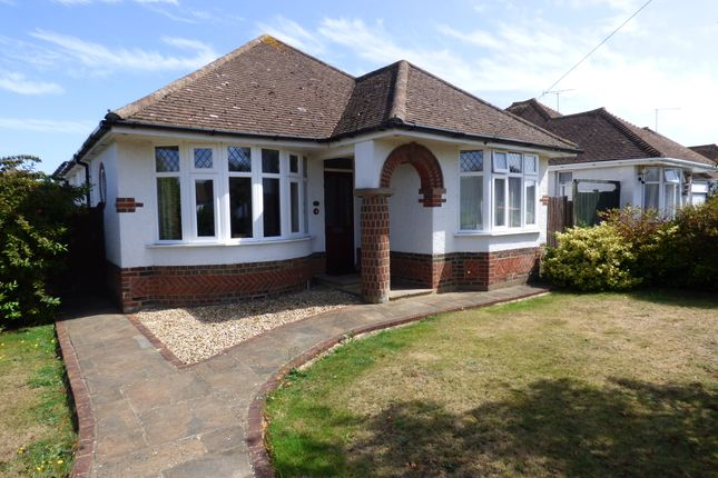 Thumbnail Detached bungalow for sale in Amberley Road, Rustington, Littlehampton