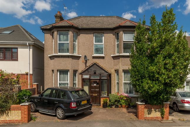 Thumbnail Detached house for sale in Jefferson Close, Ilford