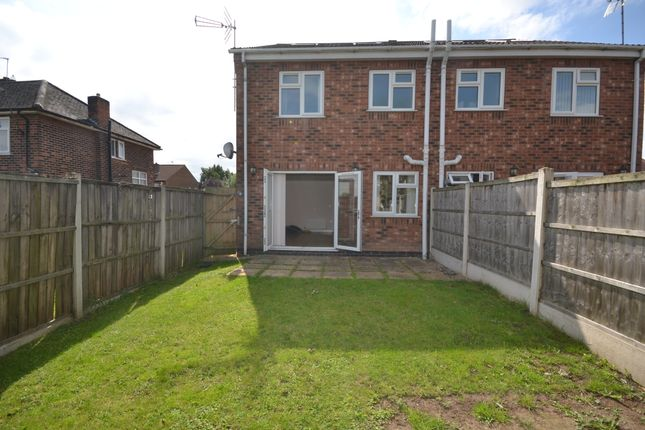 Thumbnail Semi-detached house for sale in Burnwood Drive, Wollaton, Nottingham