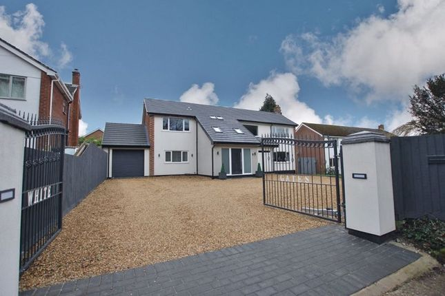 4 bed detached house for sale in Hinderton Road, Neston, Cheshire CH64