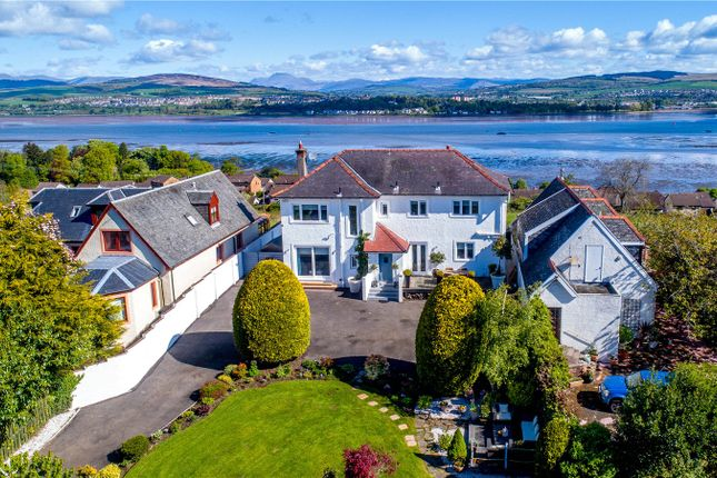 Thumbnail 4 bed property for sale in The Grange, Station Road, Langbank, Port Glasgow