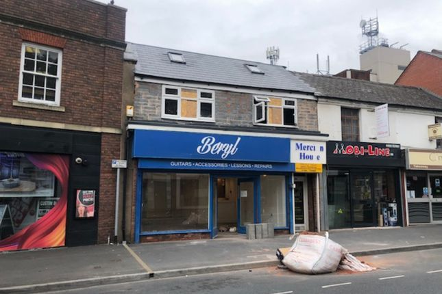Thumbnail Retail premises to let in Coventry Street, Kidderminster